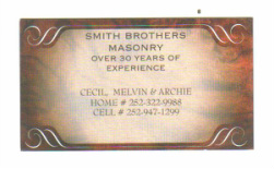 Smith Brothers Masonry